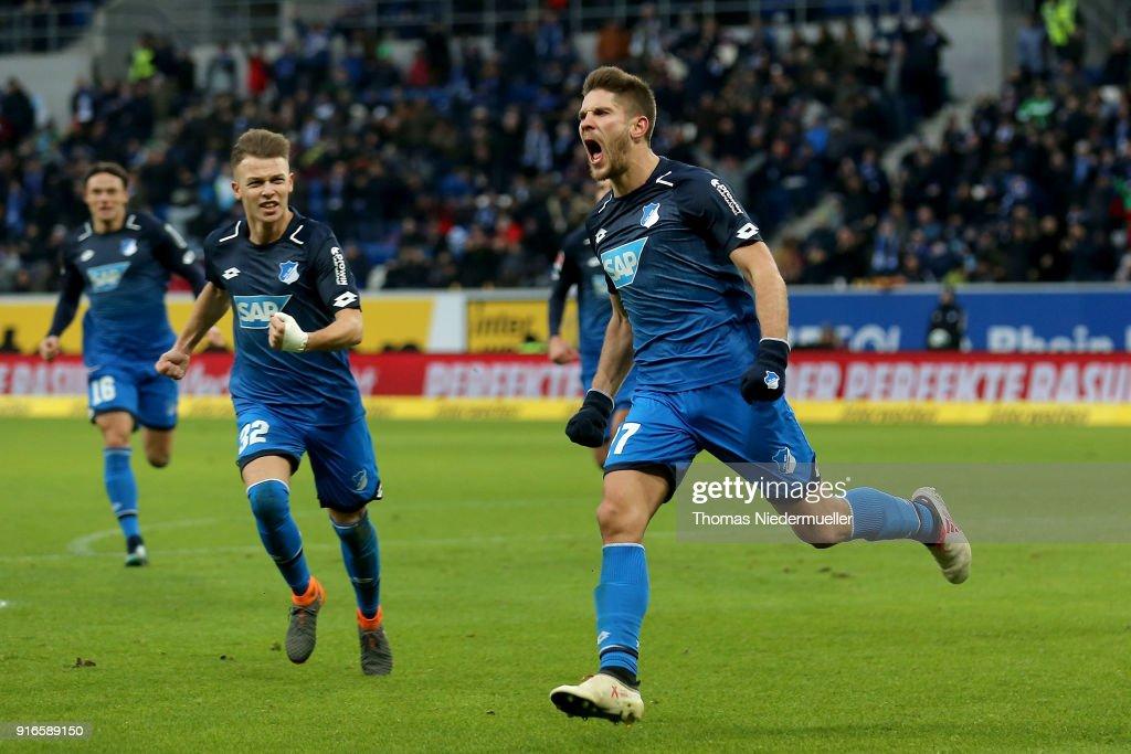TSG 1899 Hoffenheim v 1. FSV Mainz 05 - Bundesliga : News Photo