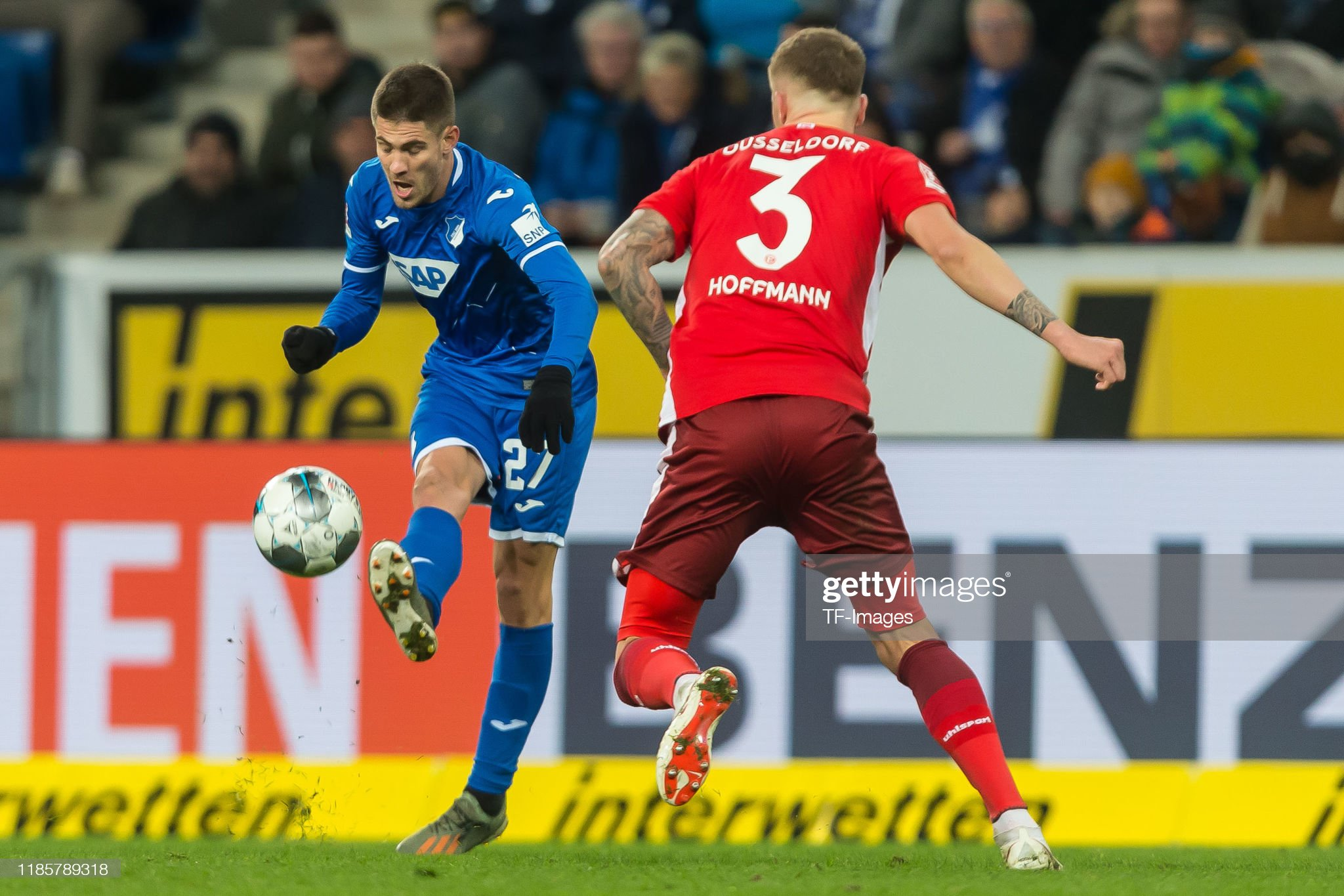 Fortuna Dusseldorf vs Hoffenheim Preview, prediction and odds