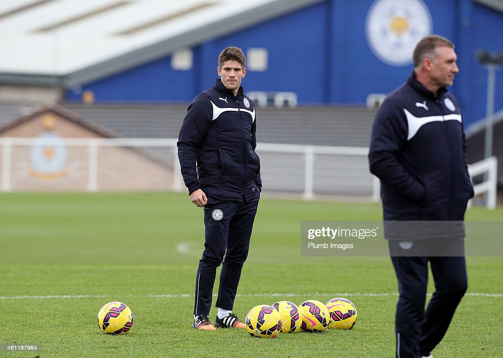 Andrej Kramaric Arrives at Leicester City : News Photo