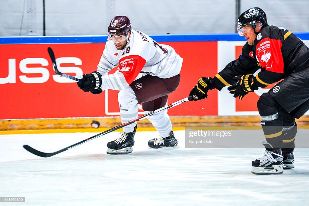 Karpat Oulu v Sparta Prague - Champions Hockey League