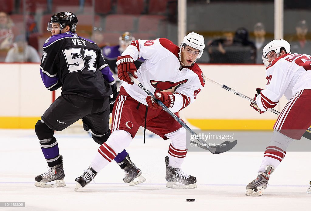 Los Angeles Kings Rookies v Phoenix Coyotes Rookies