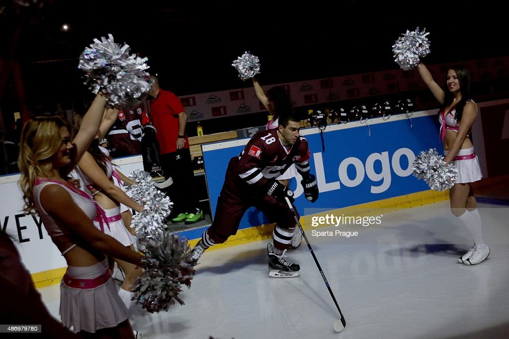 Sparta Prague v Geneve-Servette - Champions Hockey League