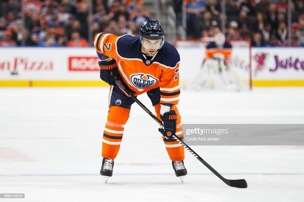 St Louis Blues v Edmonton Oilers : News Photo