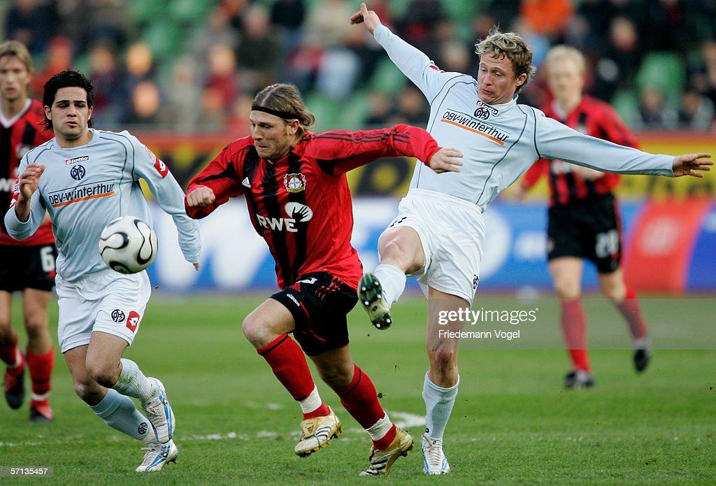 Bayer Leverkusen v FSV Mainz 05 : ニュース写真