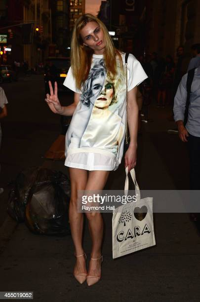 Andrej Pejic Pictures and Photos