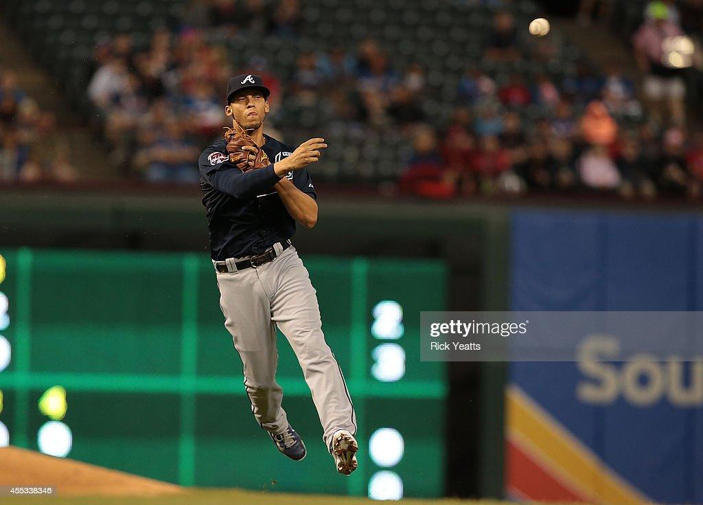 Atlanta Braves v Texas Rangers : News Photo