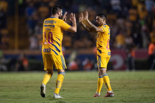 MEX: Tigres UANL v Pachuca - Torneo Apertura 2021 Liga MX