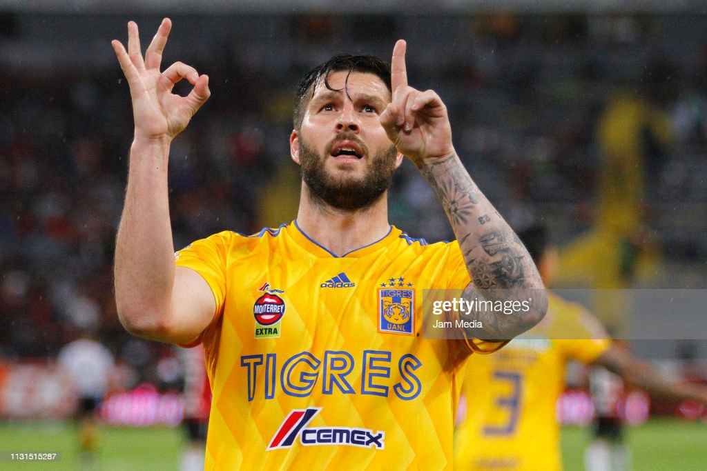 MEX: Atlas v Tigres UANL - Torneo Clausura 2019 Liga MX