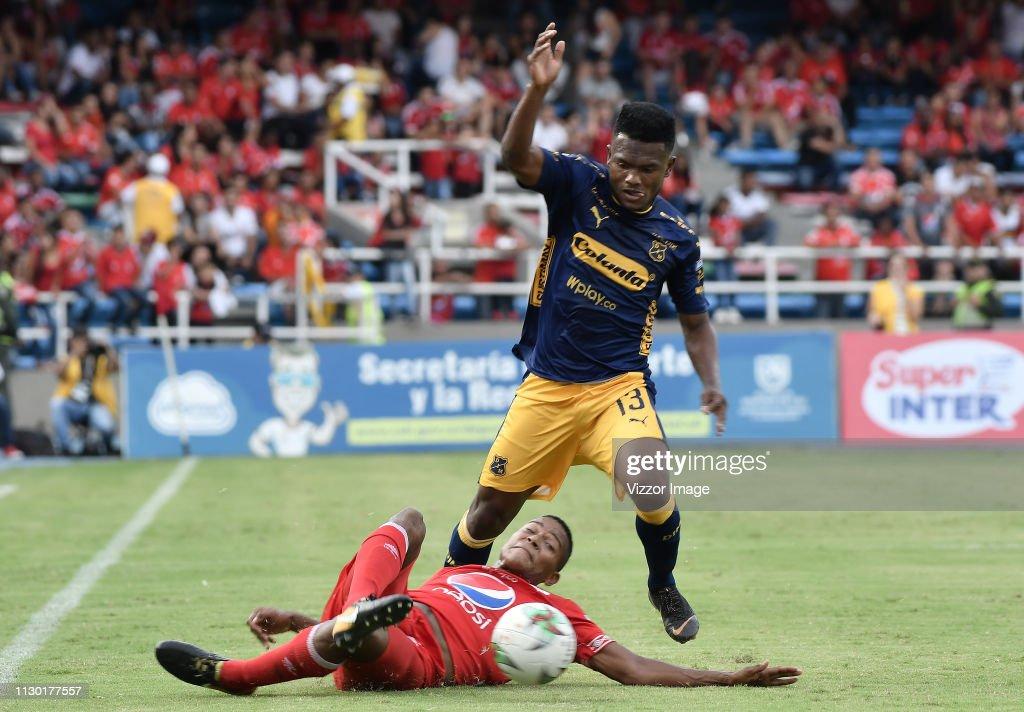 COL: America de Cali v Medellin - Torneo Apertura Liga Aguila 2019