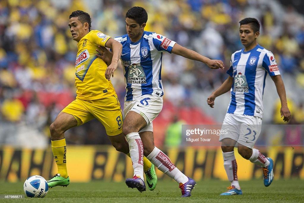 America v Pachuca - Clausura 2014 Liga MX