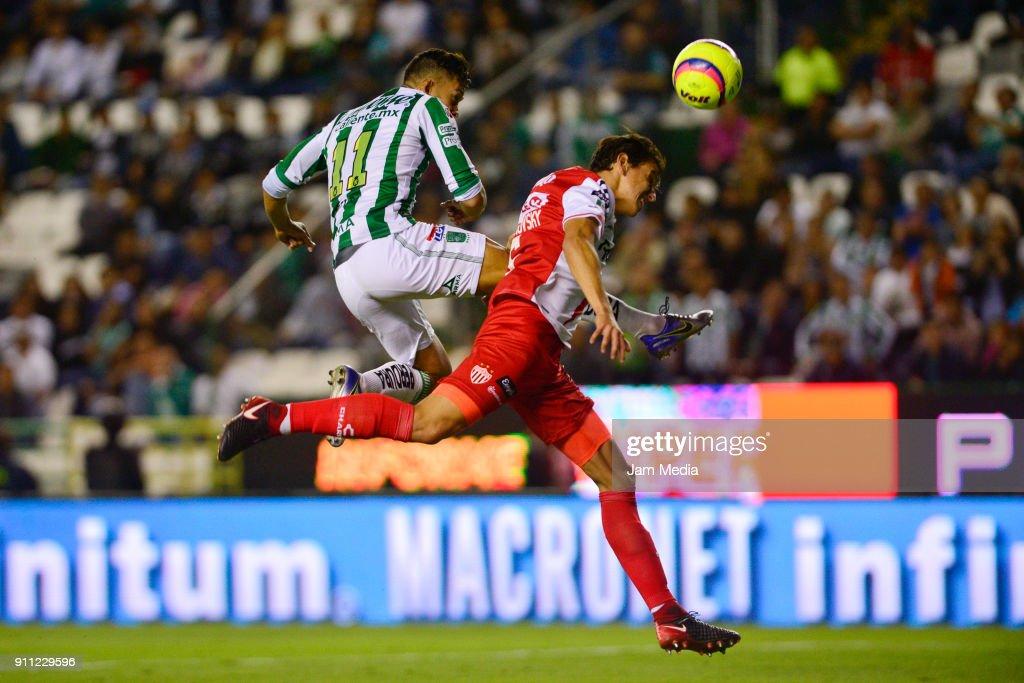 Leon v Necaxa - Torneo Clausura 2018 Liga MX