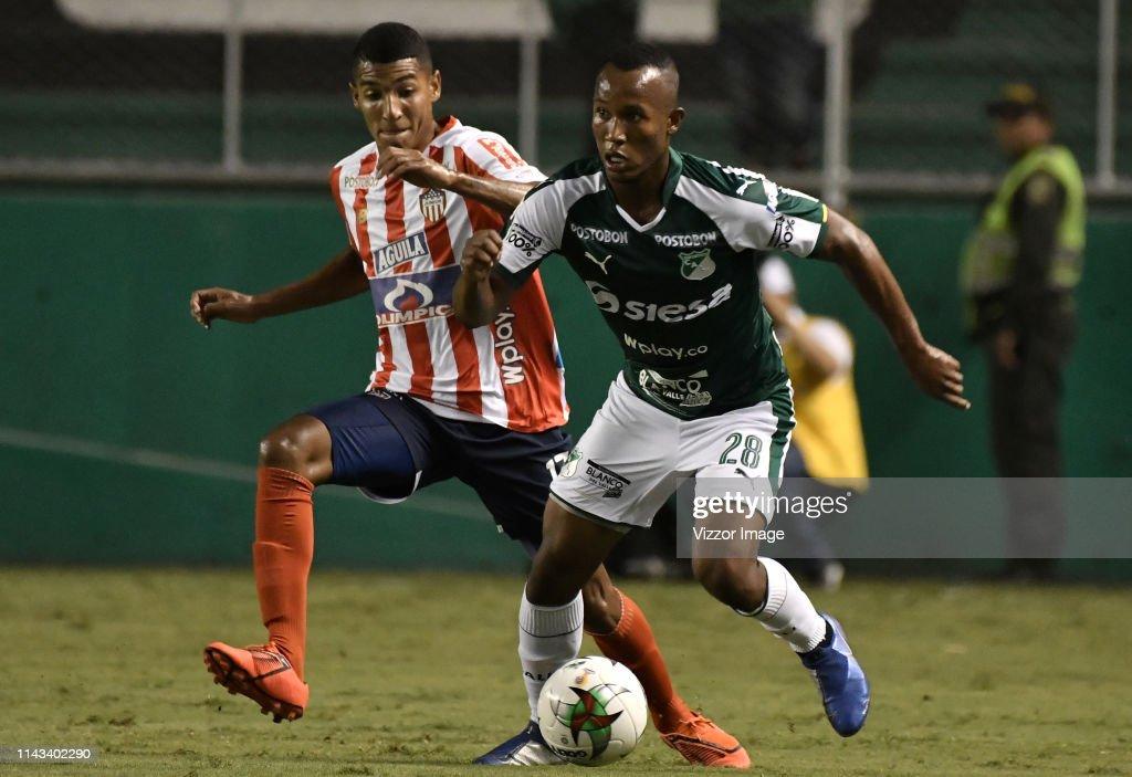 COL: Deportivo Cali v Junior - Torneo Apertura Liga Aguila 2019