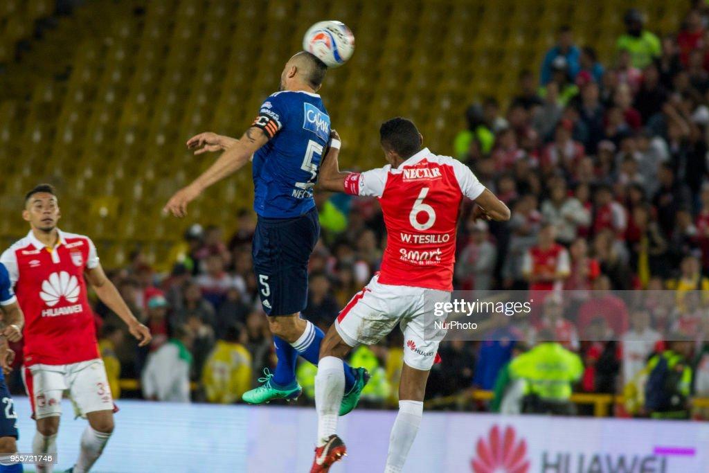 Santa Fe v Millonarios - Primera Liga Colombia