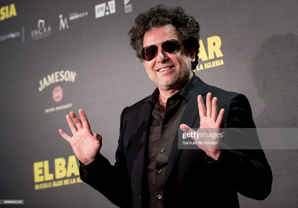 'El Bar' Madrid Premiere