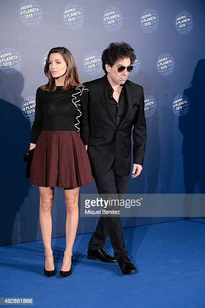 Andres Calamaro attends the '64th Premio Planeta' Literature Awards the most valuable literature award in Spain with 601000 euros for the winner at...