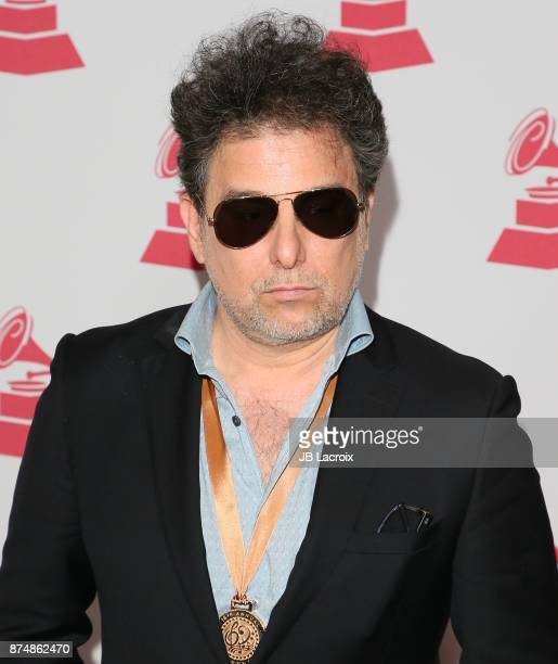 Andres Calamaro attends the Latin Recording Academy's 2017 Person Of The Year Gala on November 15 2017 in Las Vegas California