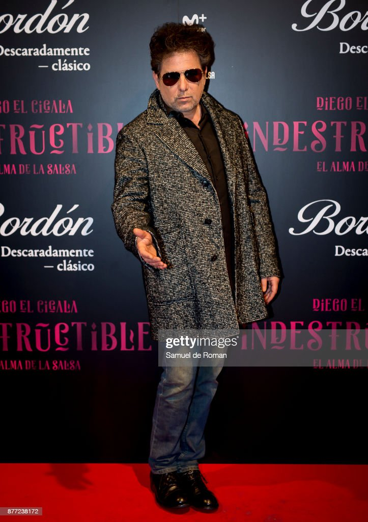 'Indestructible' Premiere in Madrid