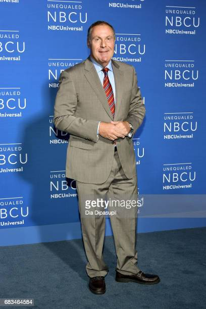 Andres Cantor attends the 2017 NBCUniversal Upfront at Radio City Music Hall on May 15 2017 in New York City