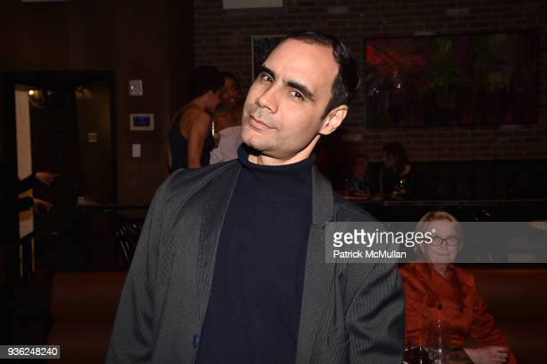 Andres Correa attends Stephen Petronio Company 2018 Gala honoring Patricia Field and Sylvia Drulie Mazzola at Kola House on March 21 2018 in New York...