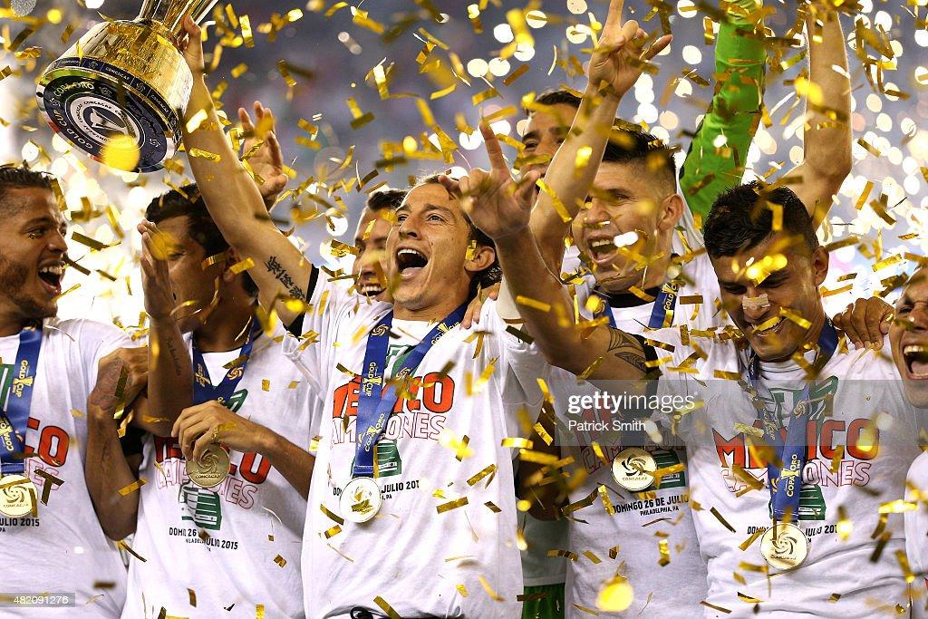 Mexico v Jamaica: Final - 2015 CONCACAF Gold Cup