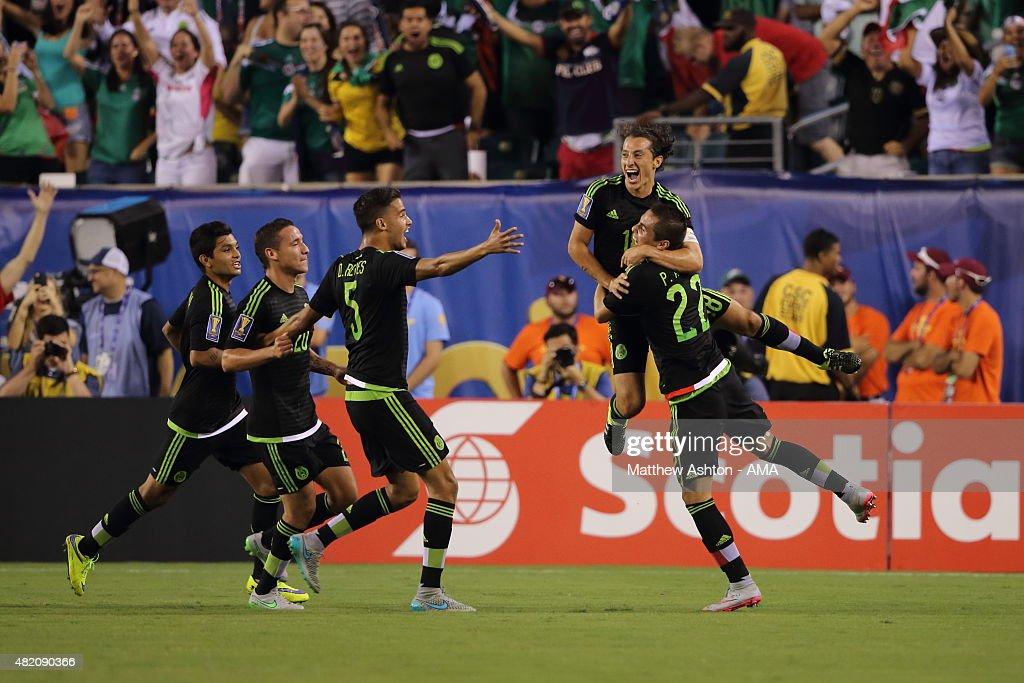 Mexico v Jamaica: Final - 2015...