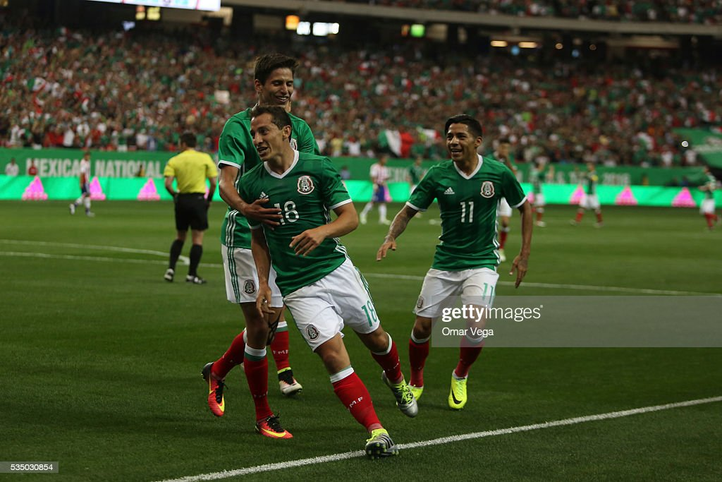 Mexico v Paraguay - International Friendly