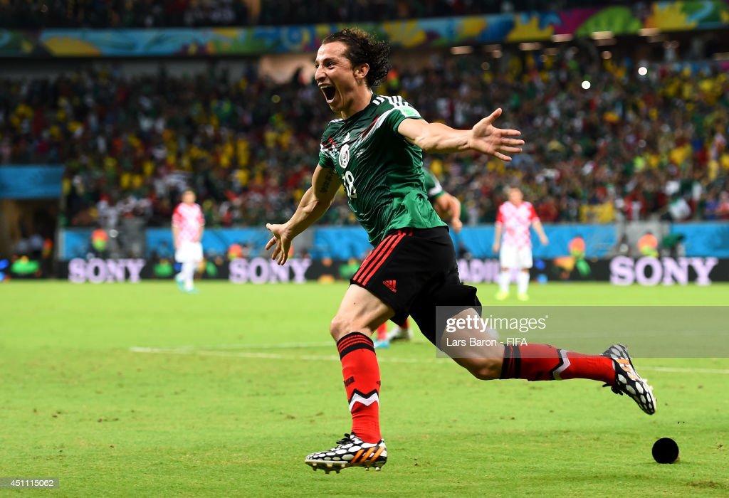 Croatia v Mexico: Group A - 2014 FIFA World Cup Brazil