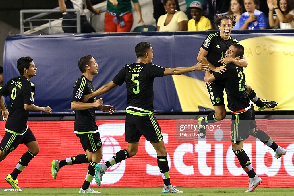 Mexico v Jamaica: Final - 2015 CONCACAF Gold Cup : News Photo