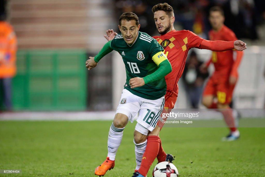 Belgium  v Mexico  -International Friendly : News Photo