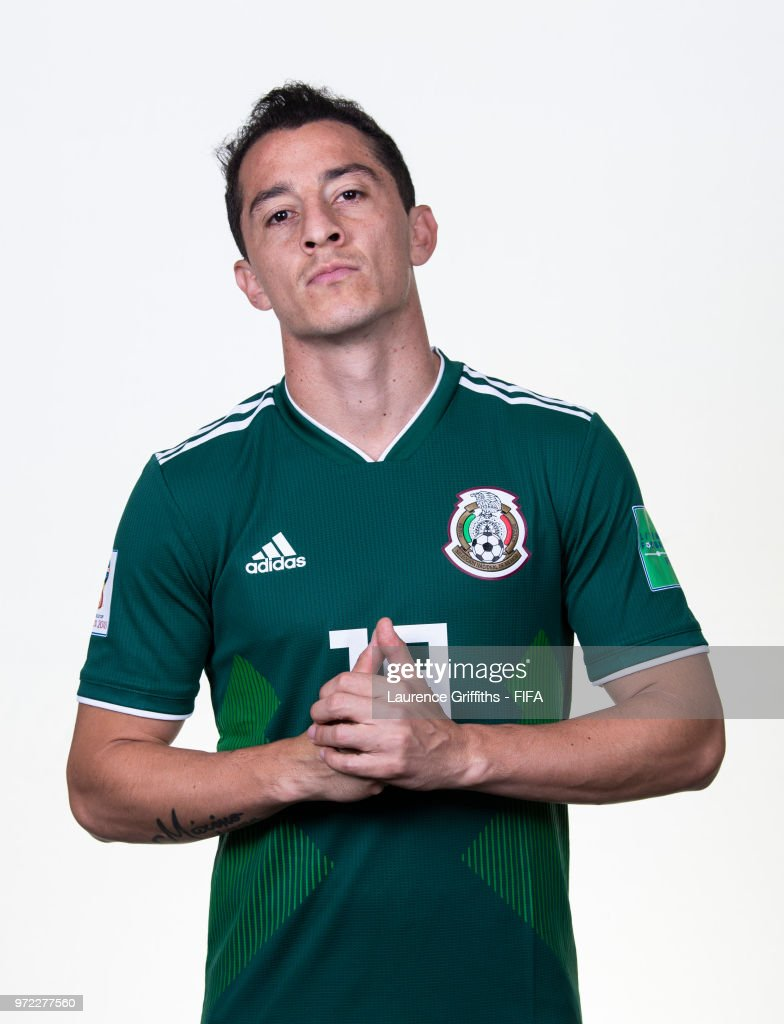 Mexico Portraits - 2018 FIFA World Cup Russia