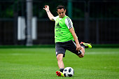 moscow russia andres guardado mexico takes