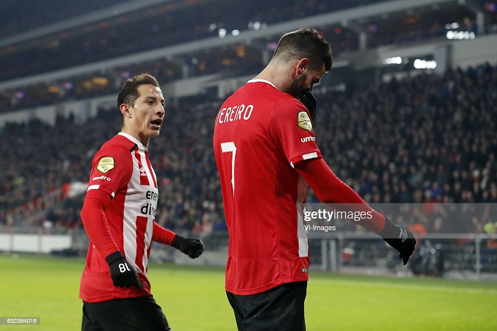 "Dutch Eredivisie""PSV v SC Heerenveen"" : News Photo"