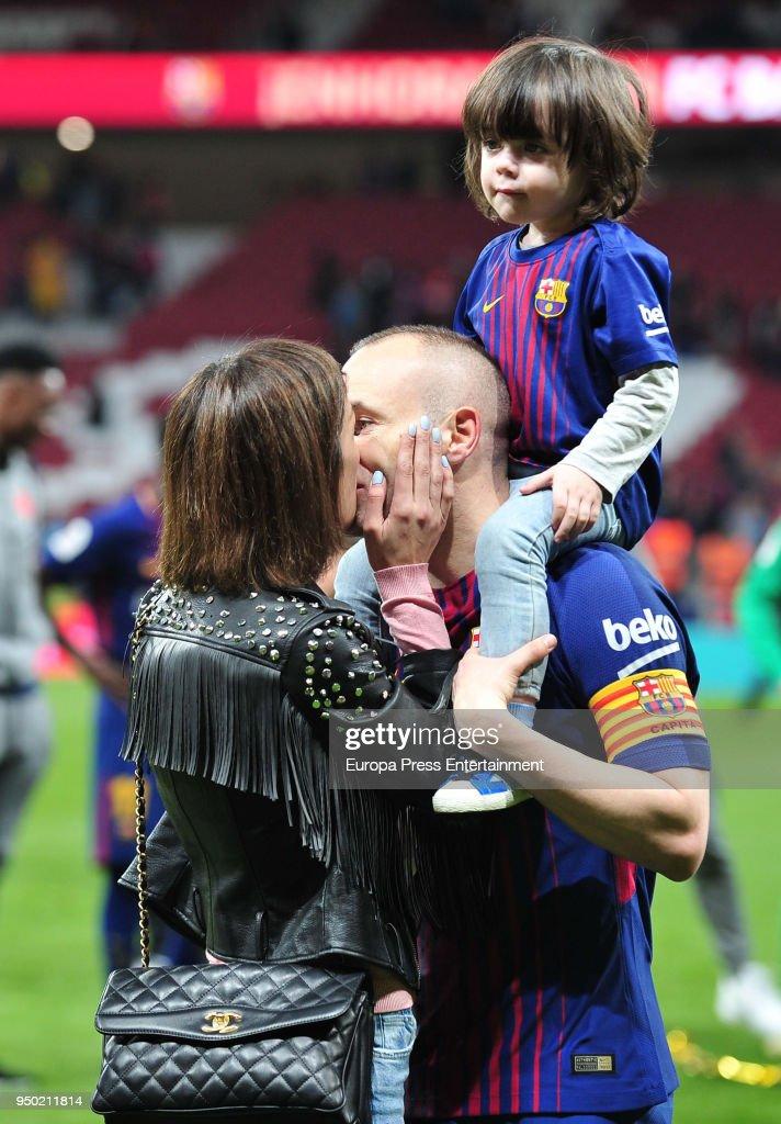 Barcelona Vs Sevilla - Spanish Copa del Rey Final : ニュース写真