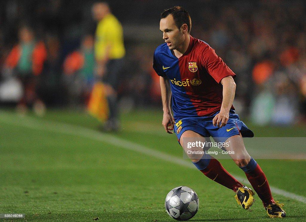 Soccer - UEFA Champions League - FC Barcelona vs. Bayern Munich : ニュース写真