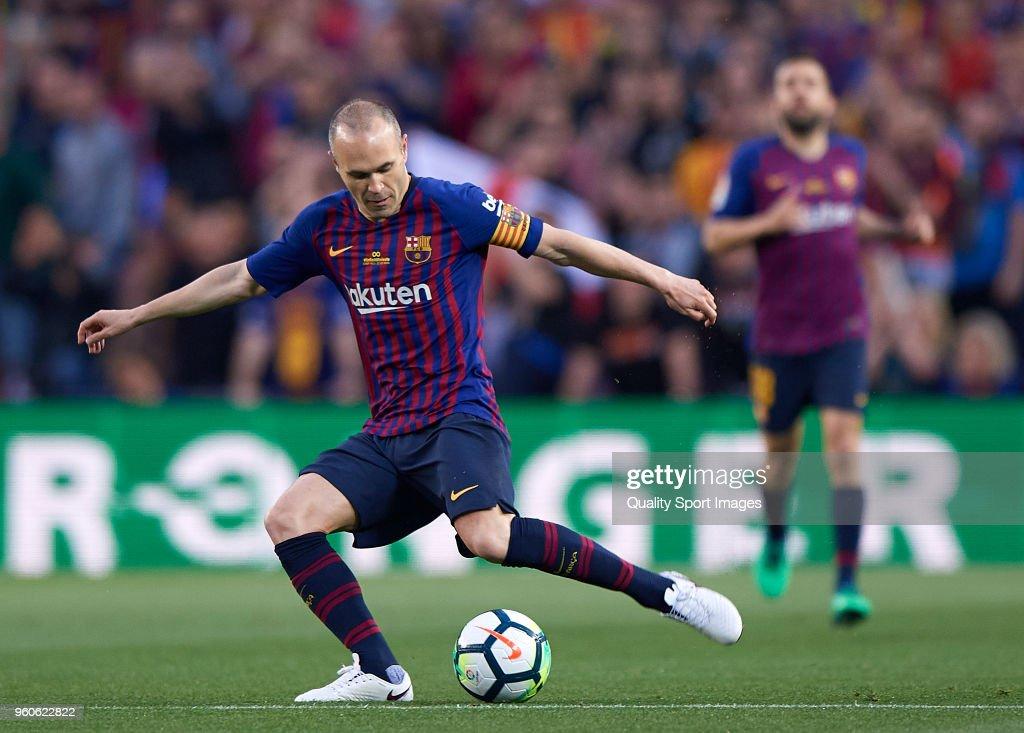 Barcelona v Real Sociedad - La Liga : ニュース写真
