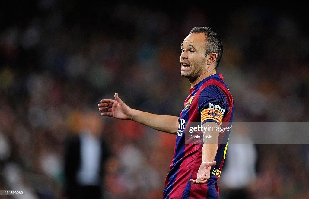 FC Barcelona v Elche FC - La Liga : News Photo