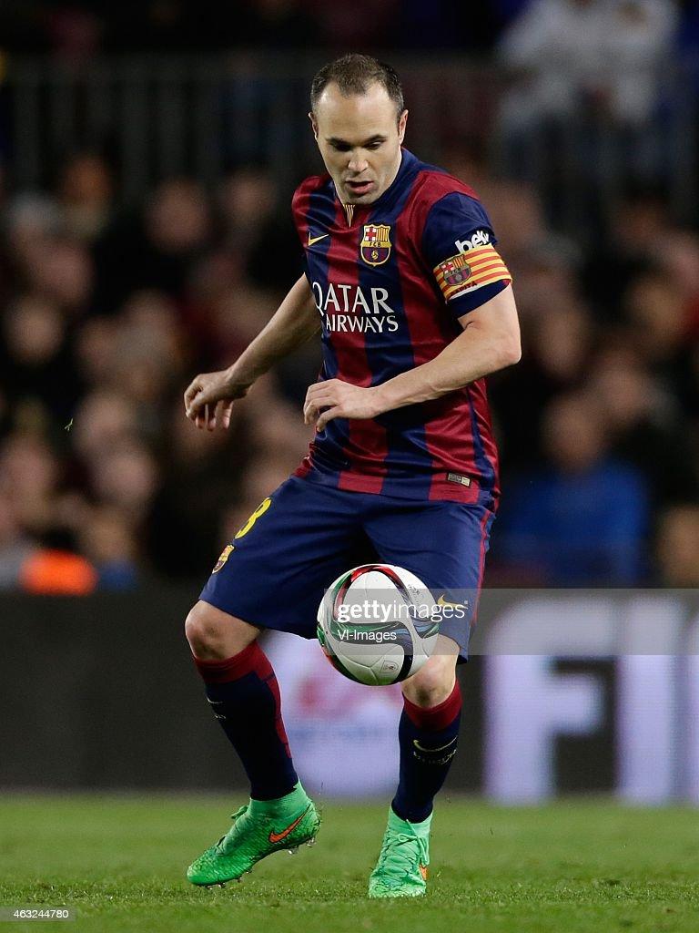 """Copa del Rey - """"FC Barcelona v Villarreal"""" : News Photo"""