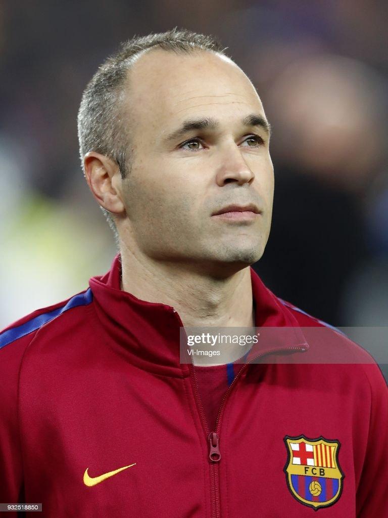 UEFA Champions League'FC Barcelona v Chelsea FC' : News Photo