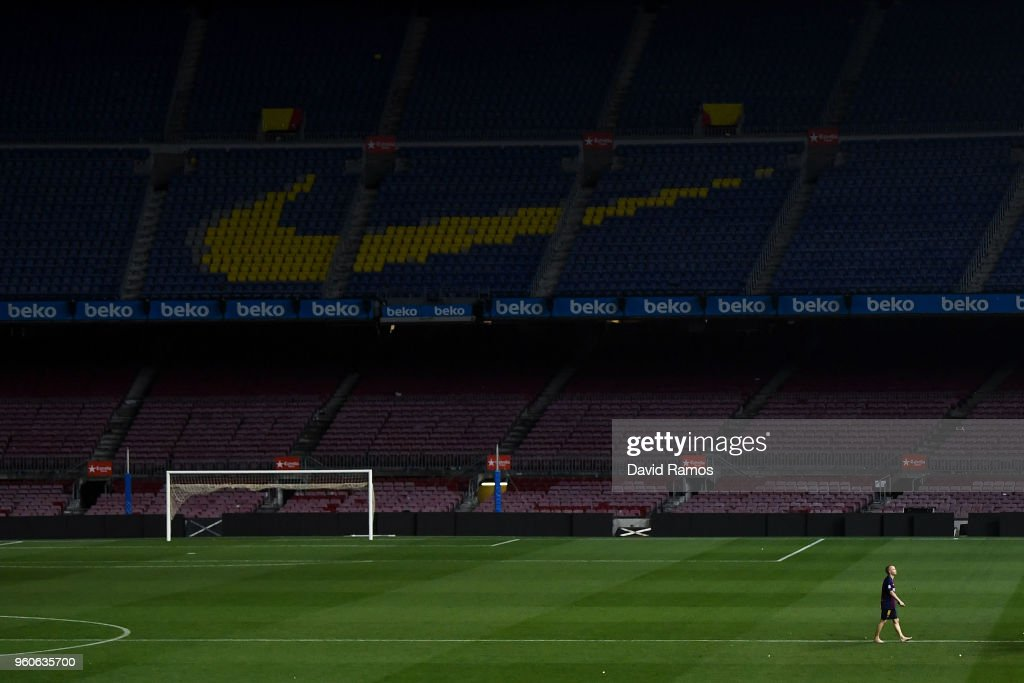 Barcelona v Real Sociedad - La Liga : News Photo