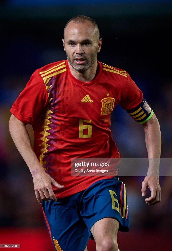 Spain v Switzerland - International Friendly : News Photo