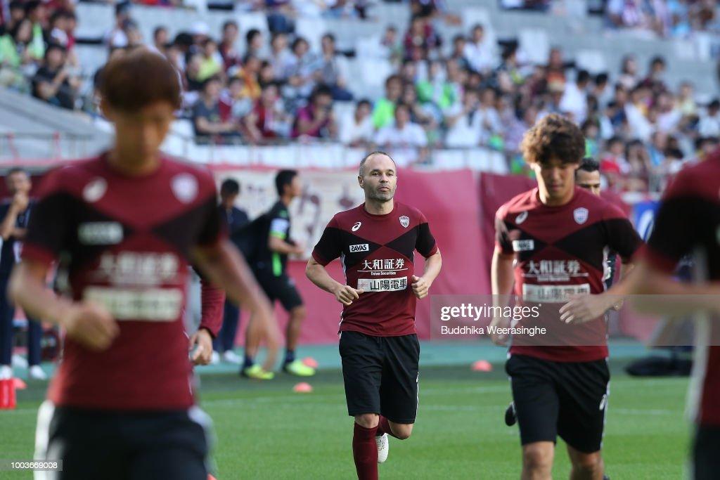 Vissel Kobe v Shonan Bellmare - J.League J1