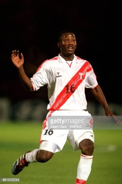 Andres Mendoza Peru