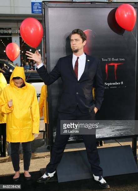 Andres Muschietti attends the premiere of Warner Bros Pictures and New Line Cinema's 'It' on September 5 2017 in Los Angeles California