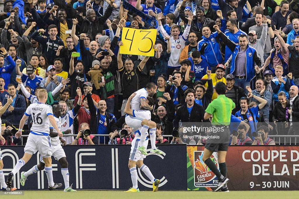 CONCACAF Champions League Final - 2nd Leg - Club America v Montreal Impact : News Photo