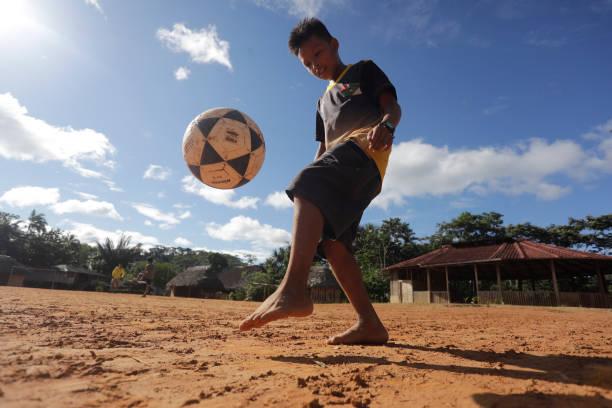 ECU: Kichwa Community Of Sarayaku Celebrates The Pachamama