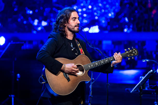 ESP: Andres Suarez Concert In Barcelona
