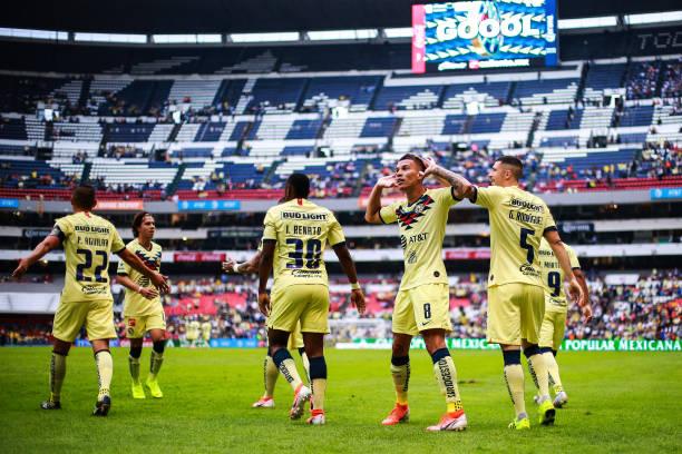 MEX: America v Monterrey - Torneo Apertura 2019 Liga MX
