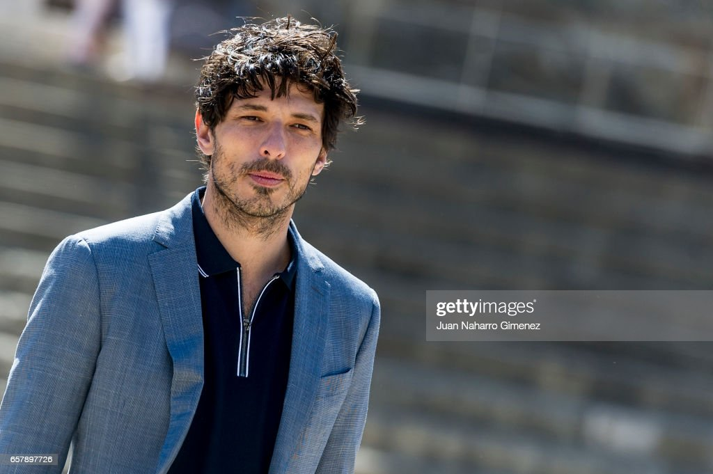 Andres Velencoso attends 'Seor, Dame Paciencia' photocall during of the 20th Malaga Film Festival on March 25, 2017 in Malaga, Spain.