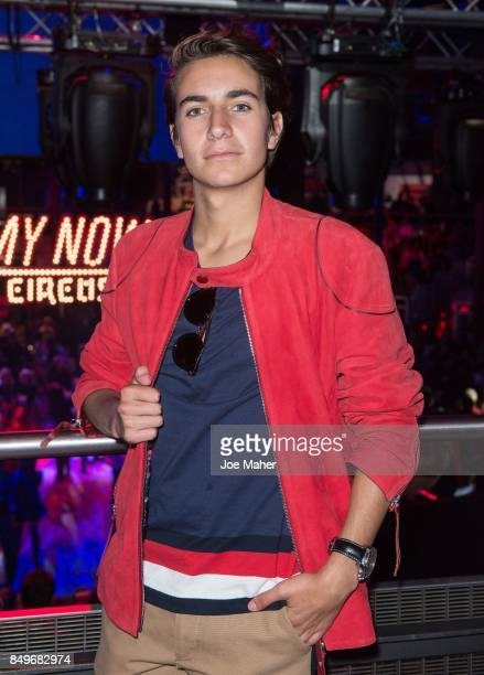 Andres Zurita at The Roundhouse on September 19 2017 in London England