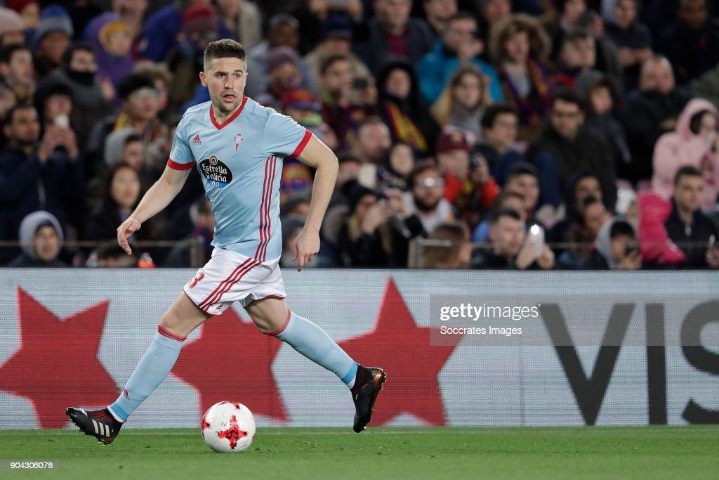 FC Barcelona v Celta de Vigo - Spanish Copa del Rey : News Photo